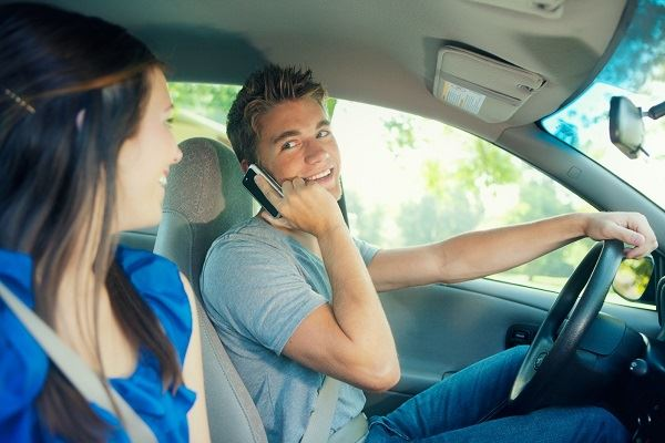 young teens driving cause and effect of accident