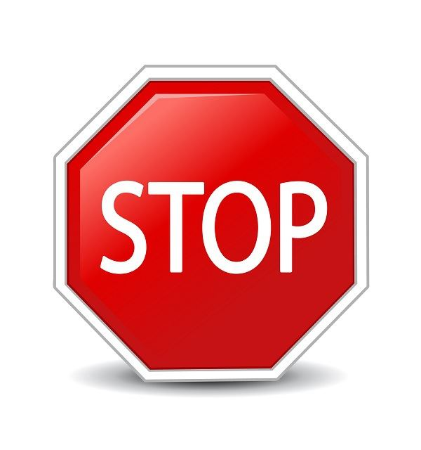 How a Stop Sign Ticket Can Affect You Financially